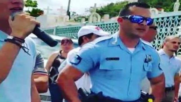 Arrestan a sargento por incidente de violencia de género