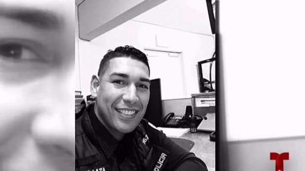 Agonía entre familiares de policía asesinado en Juncos