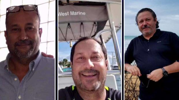 """Buscan a familiares de la primera dama de Fajardo y del líder cameral Carlos """"Johnny"""" Méndez"""