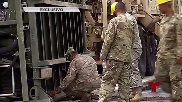 [TLMD - PR] Ciudadanos socorrieron a militares accidentados