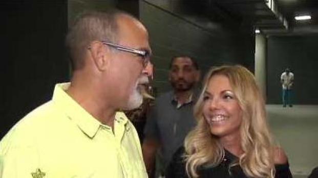 [TLMD - PR] Dagmar Rivera presenta a su galán