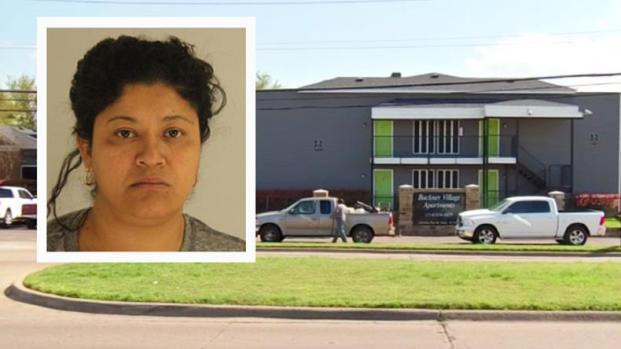 """[TLMD - Dallas] Dallas: revelan detalles del arresto de """"Lady Frijoles"""""""