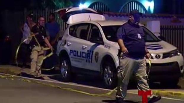 [TLMD - PR] Bajo custodia policiaca exmilitar que agredió a sus padres