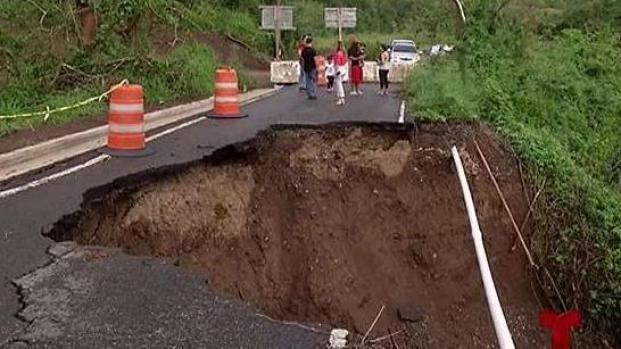 Familias en Coamo claman por ayuda