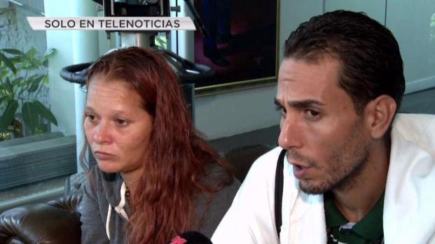 [TLMD - PR] Padres de niña quemada por su novio lo consideraban otro hijo