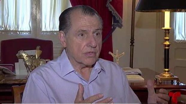 Hernández Colón agradecido y positivo