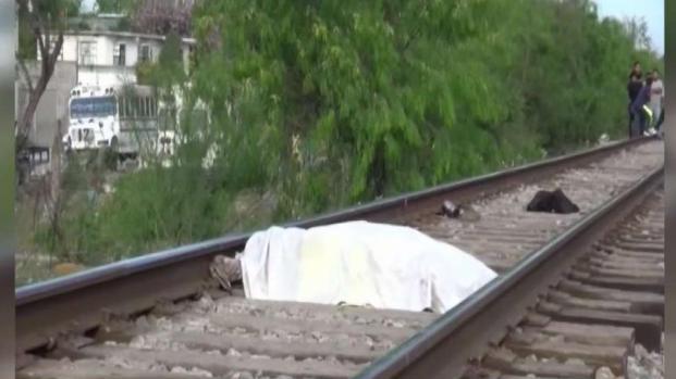 [TLMD - McAllen] Hombre muere arrollado por un tren en Reynosa