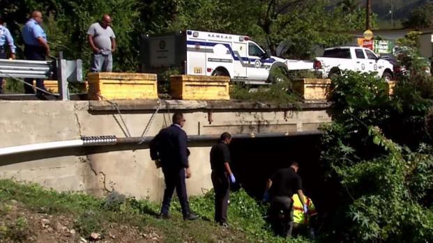 [TLMD - PR] Hombre que murió tras caer de puente pidió auxilio