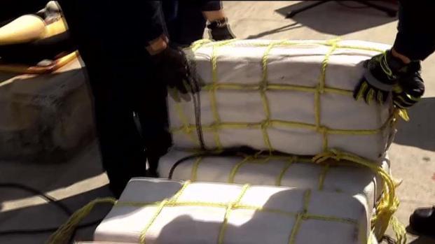 [TLMD - PR] Incautan millonario cargamento de cocaína