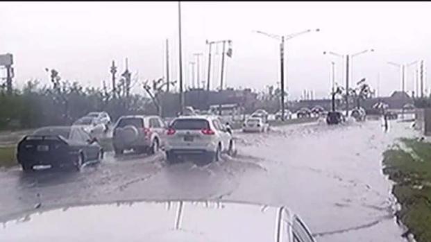 [TLMD - PR] Reportan inundaciones en Caguas