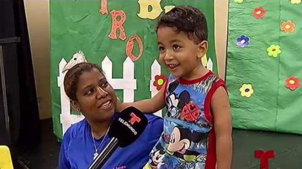 [TLMD - PR] Dispuesta a hacer lo necesario para mantener abierta la escuela de su niño