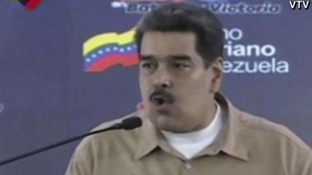[TLMD - MIA] 'Venezuela no es mendigo de nadie': Maduro