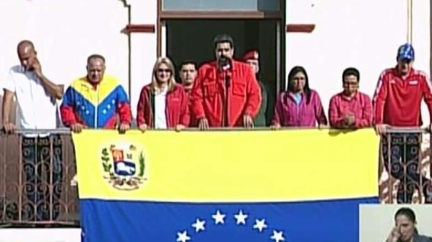 [TLMD - MIA] Maduro rompe relaciones diplomáticas con EEUU