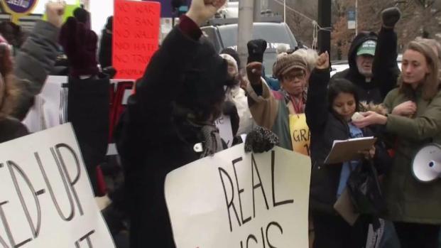 [TLMD - NY] Manifestaciones masivas en el Día de los Presidentes
