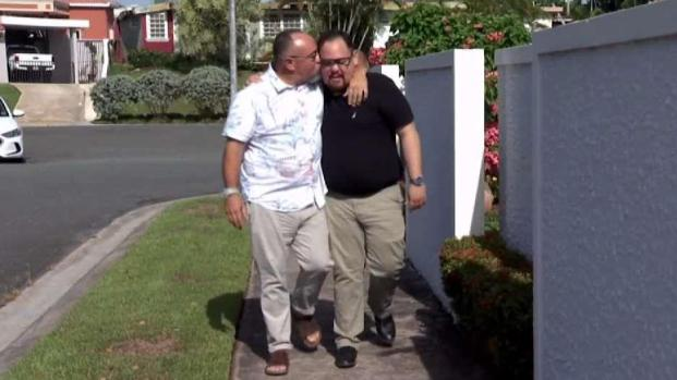 [TLMD - PR] Padre demuestra el máximo acto de amor a su hijo