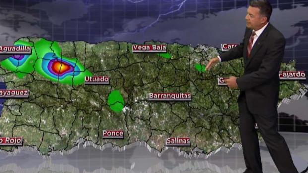 [TLMD - PR] Precaución: tardes bien lluviosas durante esta semana