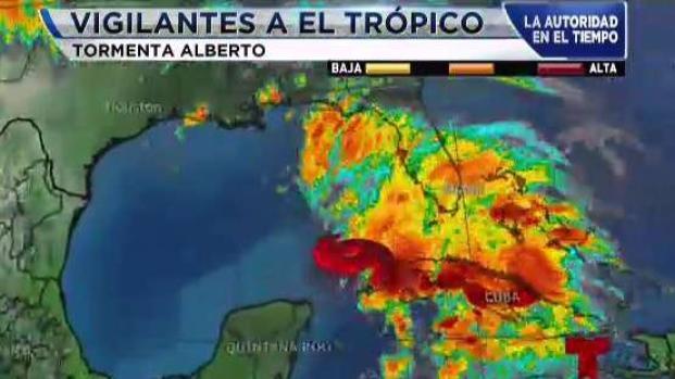 [TLMD - PR] Primera tormenta de la temporada se acerca a Florida