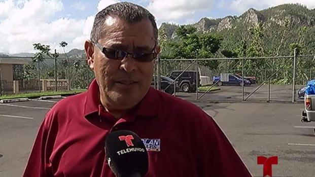 [TLMD - PR] Rabioso el alcalde de Ciales con la AEE
