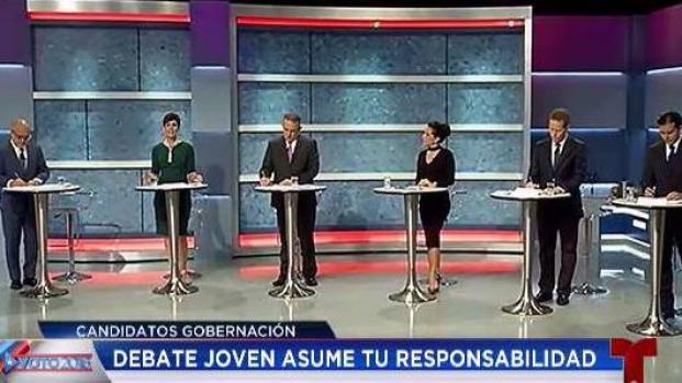 [TLMD - PR] Refrescante debate de los candidatos a la gobernación