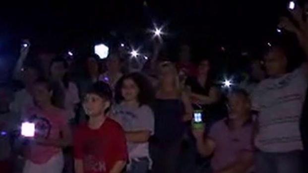 [TLMD - PR] Residentes de Yabucoa exigen luz