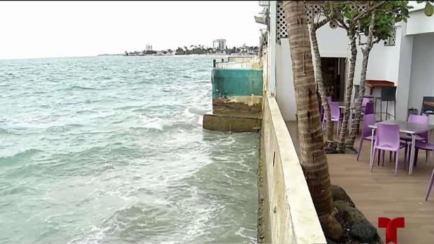 [TLMD - PR] Se agrava erosión costera que afecta a vecinos de Ocean Park