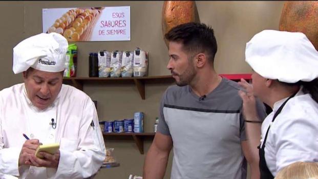 [TLMD - PR] Sie7e y Tommy Ramos hacen su aparición en La Panadería El Choripan