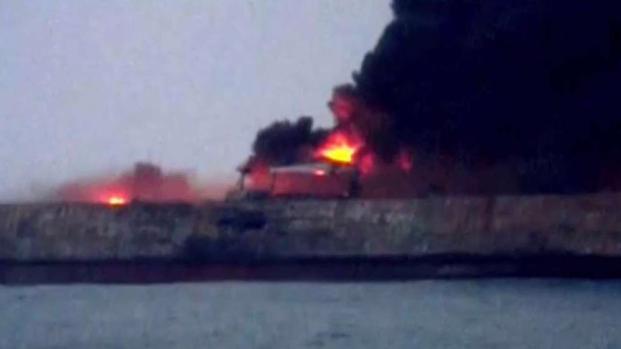 Siguen buscando desaparecidos tras choque de barcos