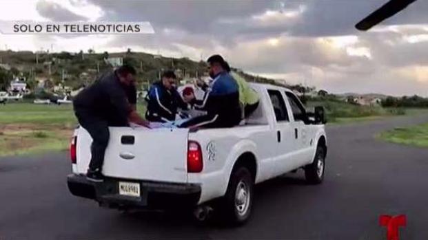 [TLMD - PR] Precaria situación en Culebra por falta de ambulancias