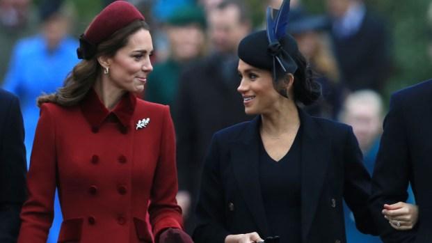 Familia real va a misa de Navidad sin el duque de Edimburgo ni Camilla