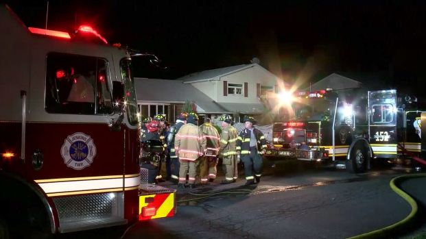 """Trágico: tres hermanitos mueren tras incendio considerado """"intencional"""""""