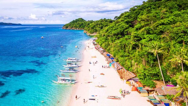 Clausurada: el peligroso secreto de una paradisíaca isla