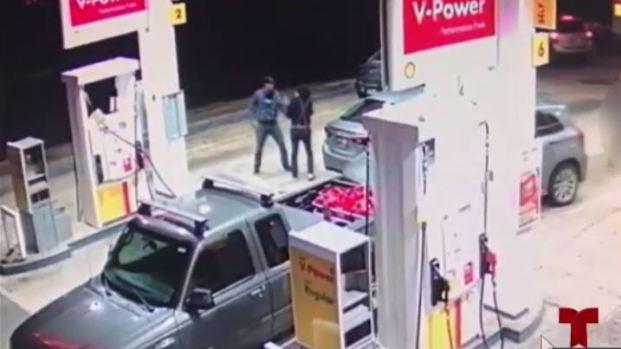 [TLMD - PR] Caótico y violento robo fue captado en video