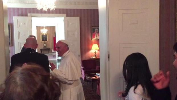 Vaticano aclara detalles sobre encuentro del Papa con Kim Davis