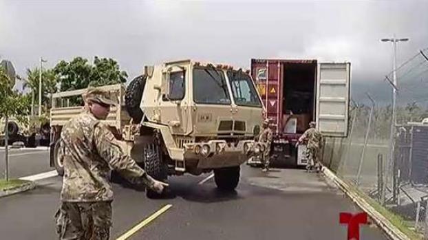 [TLMD - PR] FEMA revela que recuperó seis furgones extraviados