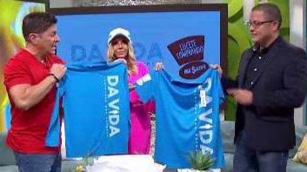[TLMD - PR] Raymond Arrieta revela las camisas de Da Vida 2019