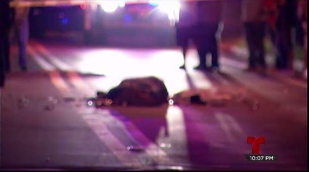 Huye tras atropellar mortalmente motociclista