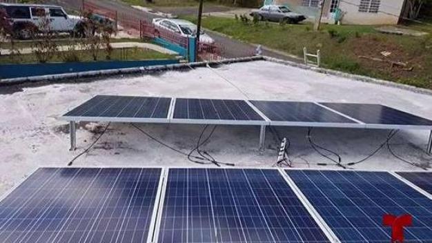 Advierten sobre la mala instalación de placas fotovoltaicas