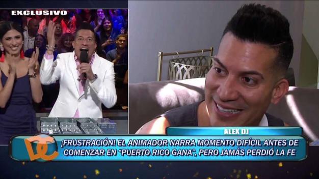 Alex DJ narra cómo Puerto Rico Gana llegó a Telemundo