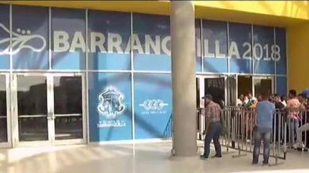 Calientan los motores para Barranquilla 2018