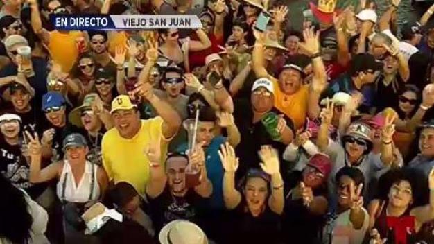 Carmen Yulín satisfecha con desalojo en las fiestas