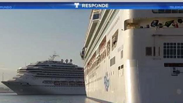 Casi 50 personas se quedan sin su viaje en crucero