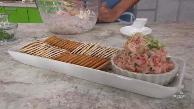Cocina al día: Dip de Spicy Crab