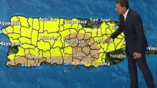 Gran parte de la isla en sequía anormal