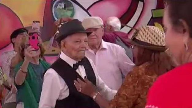 Don Jacinto festeja en grande sus 100 años