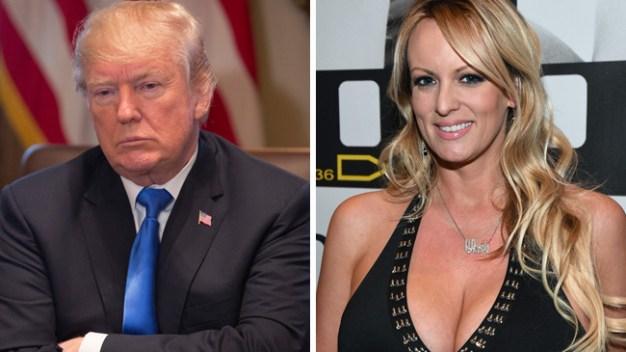 AP: Trump pidió censurar entrevista con actriz porno