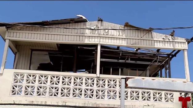 Comunidades del G8 aún sufren los estragos del huracán