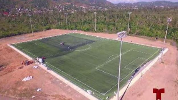 La FIFA invierte en Añasco