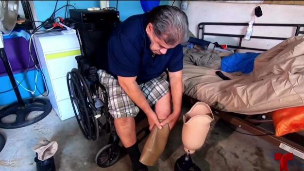 Familia de Vega Baja vive en condiciones inhumanas