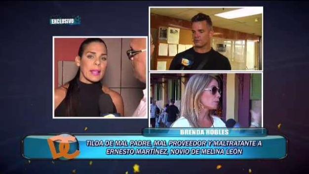 Guerra entre Brenda Robles y Melina León