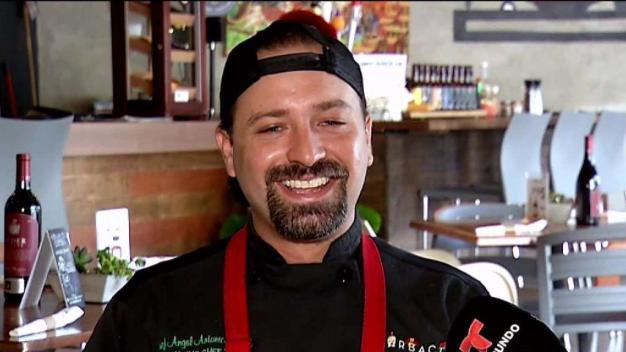 Historia taína inspira a chef boricua a elaborar platos típicos